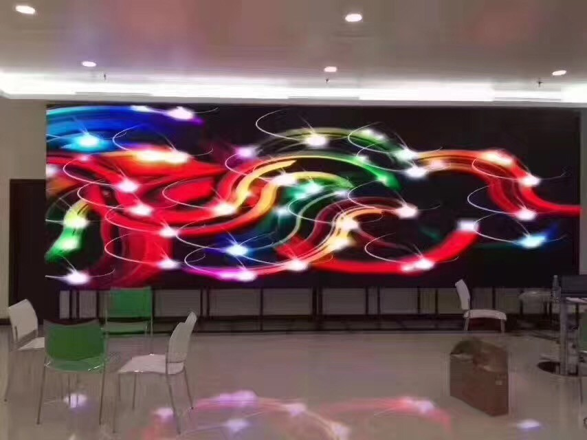 Indoor P5 Fixed LED Display