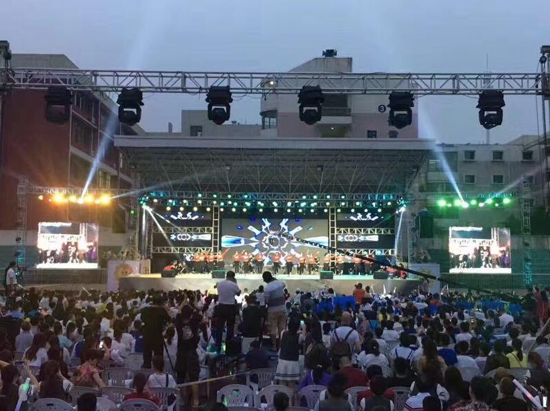 Outdoor P5 Rental LED Display