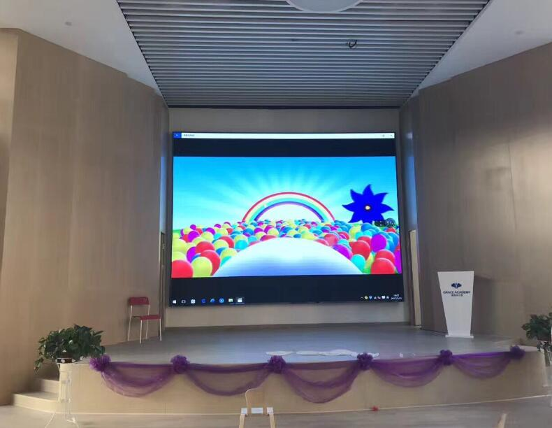Small Pixel P1.923 Rental LED Display